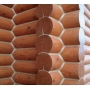 Работы по заполнению герметиком швов деревянного дома. Покрытие защитными составами   Красноярск