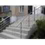 Перила для лестницы из нержавеющей ствли   Оренбург