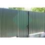 Забор с полимерным покрытием (г.Нижнекамск)   Нижнекамск
