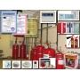 Монтаж систем охрано-пожарной сигнализации   Владивосток