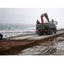 Монтаж дорожных (бетонных) плит   Новосибирск