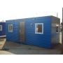 Изготовление строительных вагончиков, вагончиков-бытовок, мобильных офисов, металлоконструкции,  каркасное строительство   Красноярск