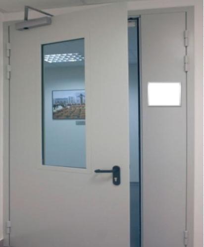 двери технические металлические 1300
