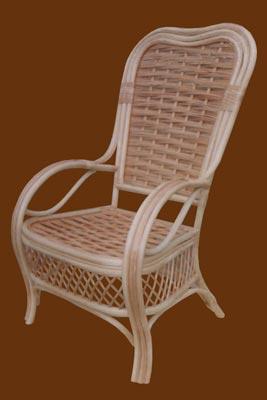 Эксклюзивная плетеная мебель, плетеное кресло высшего качества. . Размер: высота-120; ширина-73; длина-70