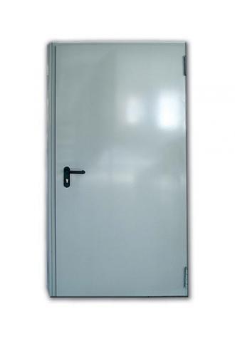техническая металлическая дверь 1000