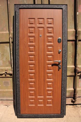 заказ стальных входных дверей