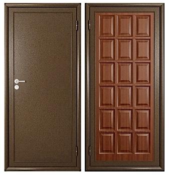 двери стальные производитель завод