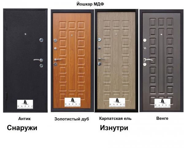 двери металлические входные россии