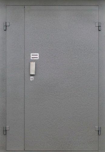 стальная подездная дверь цена