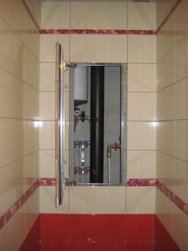 люк скрытой установки под плитку цена в красноярске