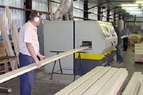 Станок по изготовлению вагонки