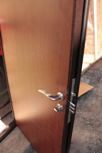 двухстворчатая металлическая дверь г москва