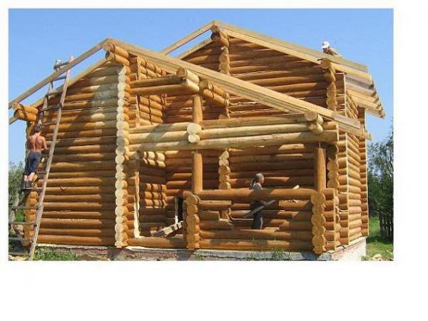 строительство домов и бань тверская область