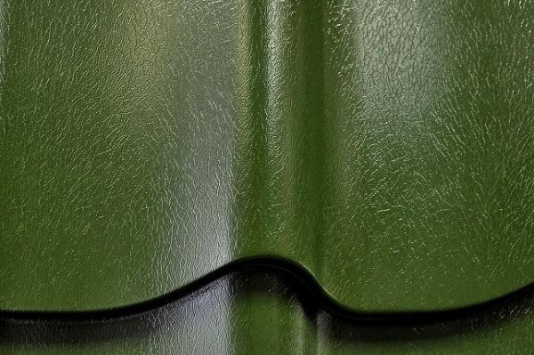 Металлочерепица с покрытием пластизол Plastizol    - Фото №3