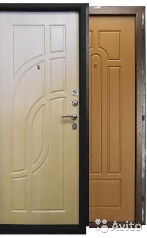 стальные шумопоглощающие двери