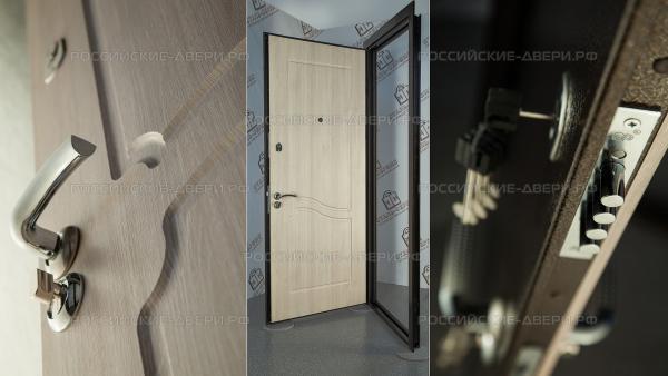 металлическая дверь с завода в москве