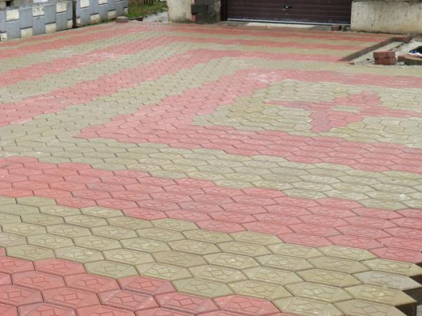 тротуарная брусчатка цена в домодедово слой