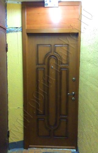 железные двери для квартирных площадок