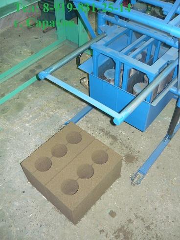 Станок по производству керамзитоблоков своими руками