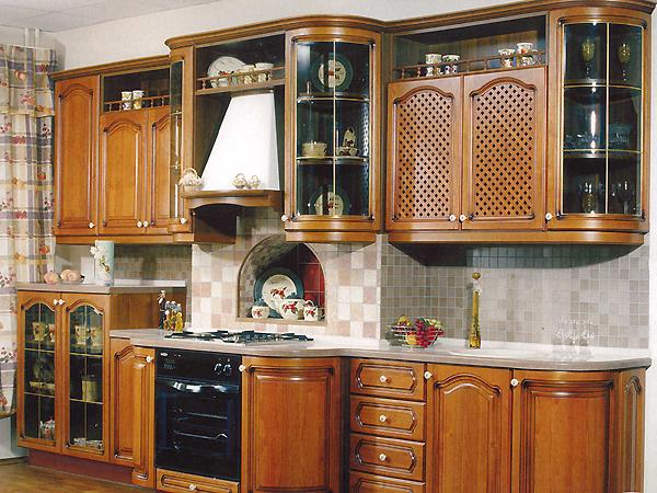 Кухонные гарнитуры 6