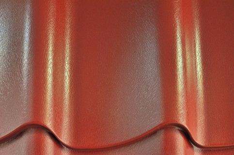 Металлочерепица с покрытием пластизол Plastizol    - Фото №2
