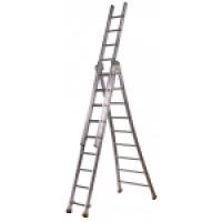 Лестницы алюминиевые бытовые и профессиональные
