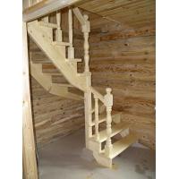 Лестницы для дома из сосны