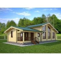 Дом из бруса «Владимир»