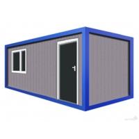 Блок-контейнер (вагон бытовка)  БК 6,0*2,4*2,4