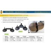 Двойная и тройная ручные присоски для подъема Abacomachines DOUBLE/TRIPLE SUCTI SLD - SLT