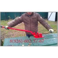 ручной станок для гибки арматуры afacan турция  6-22