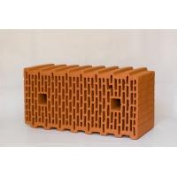 Керамические поризованные блоки (теплая керамика) BRAER
