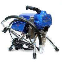 окрасочный агрегат безвоздушного распыления краски HYVST SPT 8595