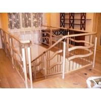 Лестницы деревянные, лестницы винтовые, лестницы комбинированные  деревянные изделия