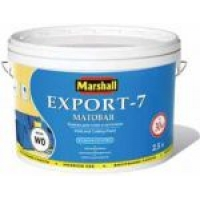 Продажа лакокрасочных материалов ведущих брендов Marshall