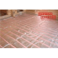 Теплый пол водяной электрический Daewoo Enertec X-L PIPE