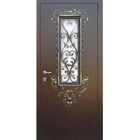 Двери металлические, деревянные. Вятская ковка