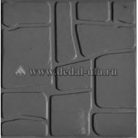 Тротуарная плитка Мостовая (300x300x30), производитель Дедал