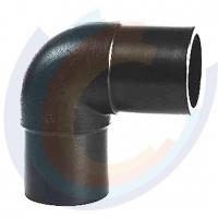 ОТВОД 90° литой (Спигот) DN 160 SDR11