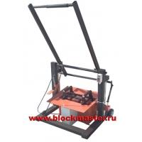 Станок для формовки шлакоблоков Блокмастер
