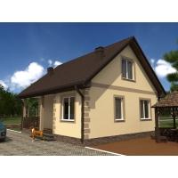 Продам дом 123 кв.м, участок 4 сот. в п.Владимировка