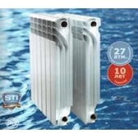 Радиаторы отопления STI алюминевые, биметалические, чугунные .