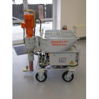 Штукатурная машина BRINKMANN Projet Mix D4