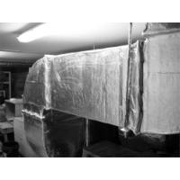 Огнезащитные составы и материалы  Конструктивная огнезащита для воздуховодов Et-Vent