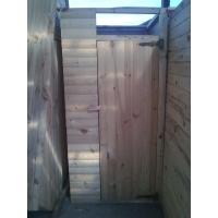 Туалет деревянный  1000х1200х2000