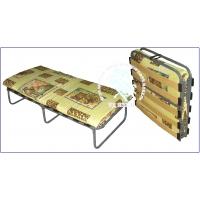 Детская раскладная ортопедическая кровать с холконовым матрасом Ярославский завод кемпинговой мебели КТР-2ЛПК-2