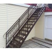 Лестничные металлокаркасы, уличные Сталь-Проект