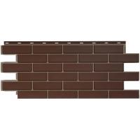 Фасадная панель под кирпич Brickpanel