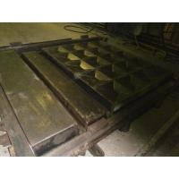 металлоформа для изготовления панели забора  ПО-2