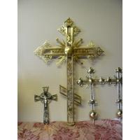 Кресты ,шары, перила